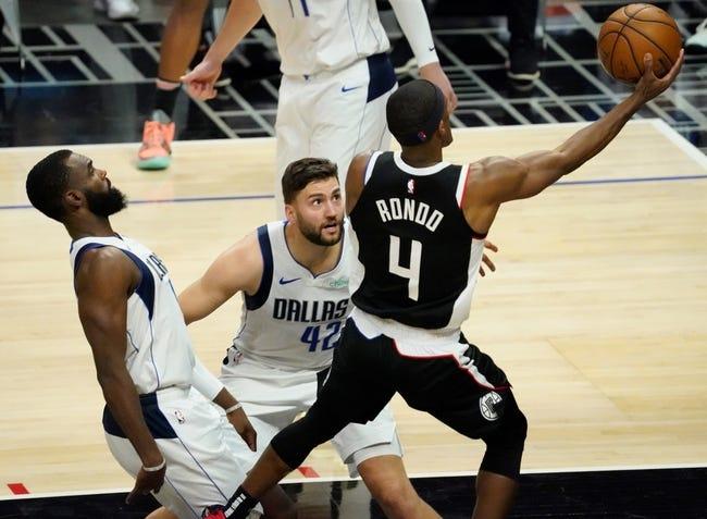 Dallas Mavericks at Los Angeles Clippers - 5/25/21 NBA Picks and Prediction