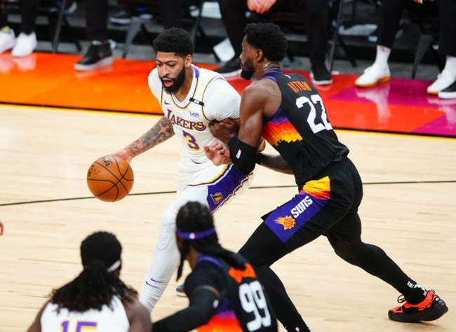 NBA Picks and Predictions for 5/25/21 - Free NBA Player Props