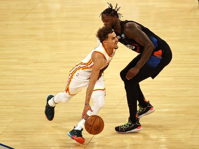 New York Knicks at Atlanta Hawks - 5/28/21 NBA Picks and Prediction