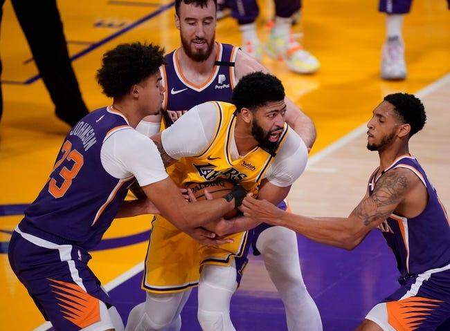 Phoenix Suns at Los Angeles Lakers - 5/30/21 NBA Picks and Prediction