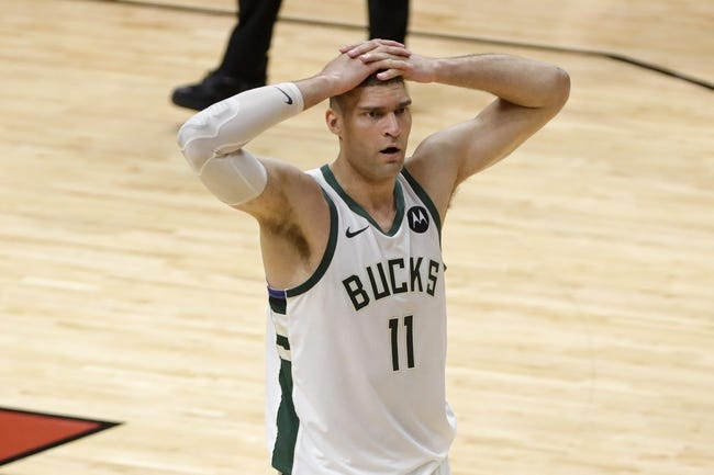 Best NBA Player Props Milwaukee Bucks at Brooklyn Nets 6/15/21