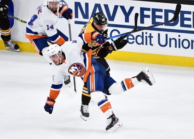 New York Islanders at Boston Bruins - 5/31/21 NHL Picks and Prediction