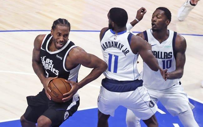 Dallas Mavericks at Los Angeles Clippers - 6/2/21 NBA Picks and Prediction