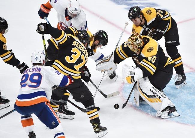 Boston Bruins at New York Islanders - 6/3/21 NHL Picks and Prediction