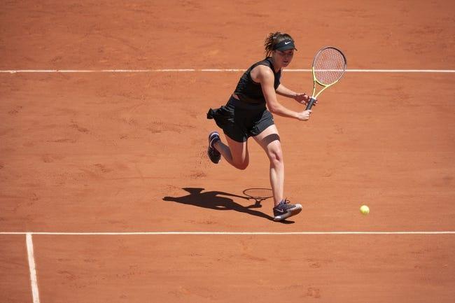 Alison Van Uytvanck vs Elina Svitolina Wimbledon Tennis Picks and Predictions 6/30/21