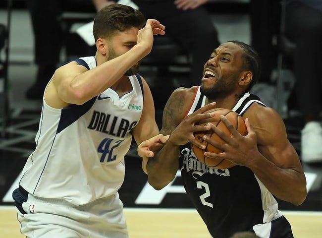 Los Angeles Clippers at Dallas Mavericks - 6/4/21 NBA Player Props