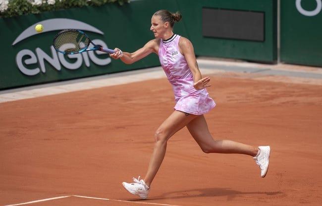 Aryna Sabalenka vs Karolina Pliskova Wimbledon Tennis Picks and Predictions 7/8/21