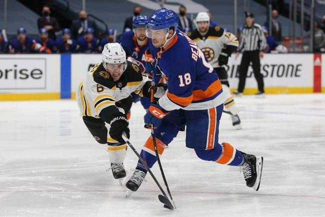 Boston Bruins at New York Islanders - 6/5/21 NHL Picks and Prediction