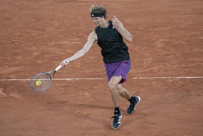 Alejandro Davidovich Fokina vs Alexander Zverev French Open Tennis Picks and Predictions 6/8/21