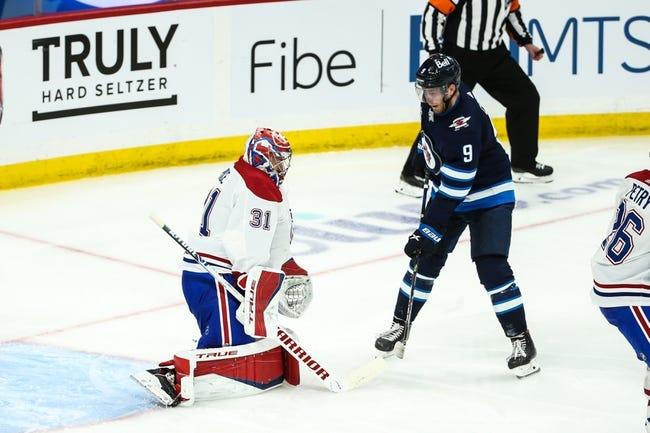 Winnipeg Jets at Montreal Canadiens - 6/6/21 NHL Picks and Prediction