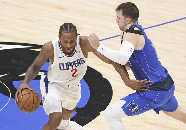Dallas Mavericks at Los Angeles Clippers - 6/6/21 NBA Picks and Prediction