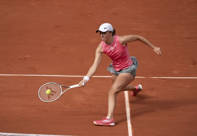 Iga Swiatek vs Maria Sakkari French Open Tennis Picks and Predictions 6/9/21