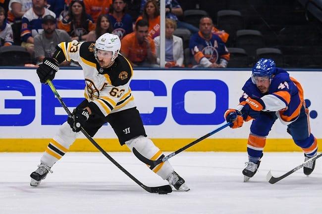 New York Islanders at Boston Bruins - 6/7/21 NHL Picks and Prediction