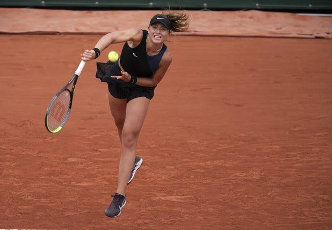 Paula Badosa vs Tamara Zidansek French Open Tennis Picks and Predictions 6/8/21