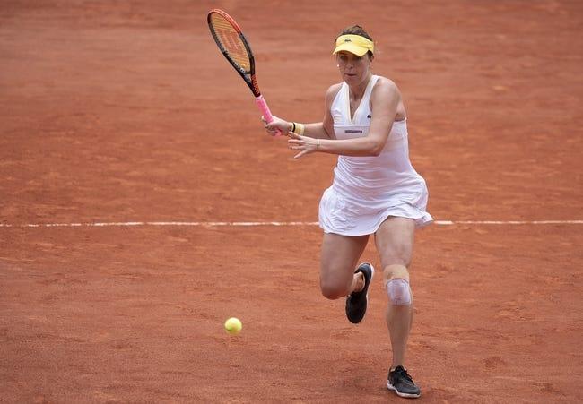 Tamara Zidansek vs Anastasia Pavlyuchenkova French Open Tennis Picks and Predictions 6/10/21