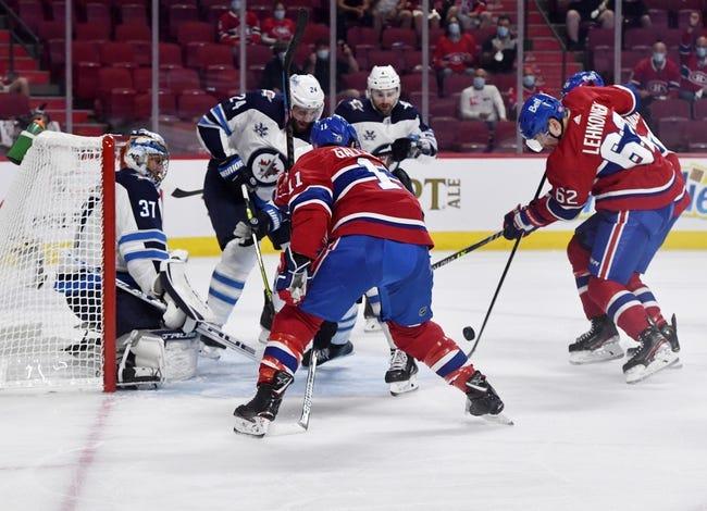 Winnipeg Jets at Montreal Canadiens - 6/7/21 NHL Picks and Prediction