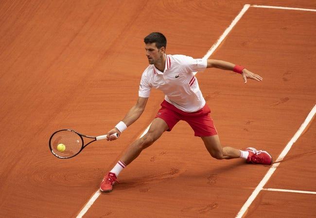 Matteo Berrettini vs Novak Djokovic French Open Tennis Picks and Predictions 6/9/21
