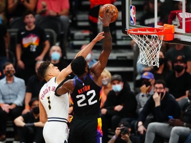 Denver Nuggets at Phoenix Suns - 6/9/21 NBA Player Props