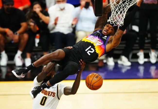 Denver Nuggets at Phoenix Suns - 6/9/21 NBA Picks and Prediction