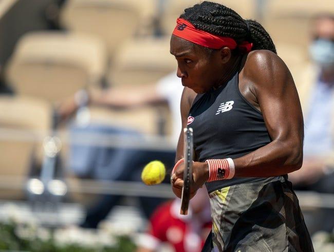Coco Gauff vs Francesca Jones Wimbledon Tennis Picks and Predictions 6/29/21