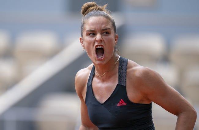 Maria Sakkari vs Barbora Krejcikova French Open Tennis Picks and Predictions 6/10/21