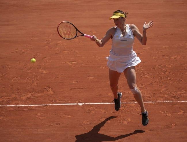 Anastasia Pavlyuchenkova vs Barbora Krejcikova French Open Tennis Picks and Predictions 6/12/21