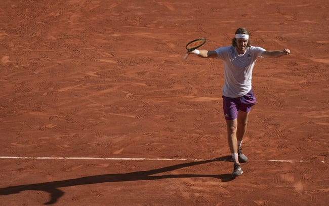 Alexander Zverev vs Tennys Sandgren Wimbledon Tennis Picks and Predictions 7/1/21