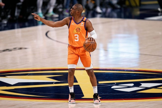 Best NBA Player Props: Phoenix Suns at Los Angeles Clippers 6/24/21