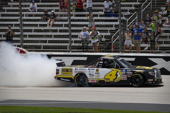 2021 CRC Brakleen 150 -NASCAR Camping World Truck Series Picks, Odds, and Prediction 6/26/21