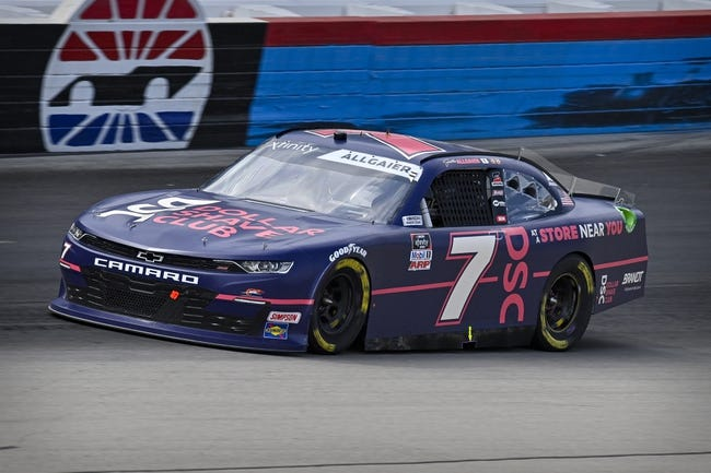 2021 Tennessee Lottery 250 6/19/21 NASCAR Xfinity Series Picks, Odds, and Prediction