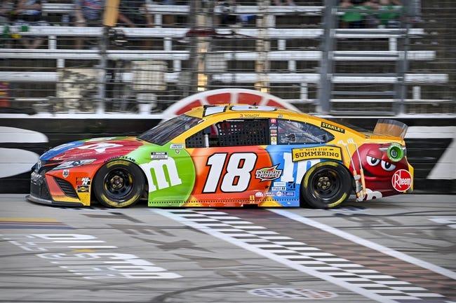 2021 Ally 400: NASCAR CUP Preview, Odds, Picks, Longshots
