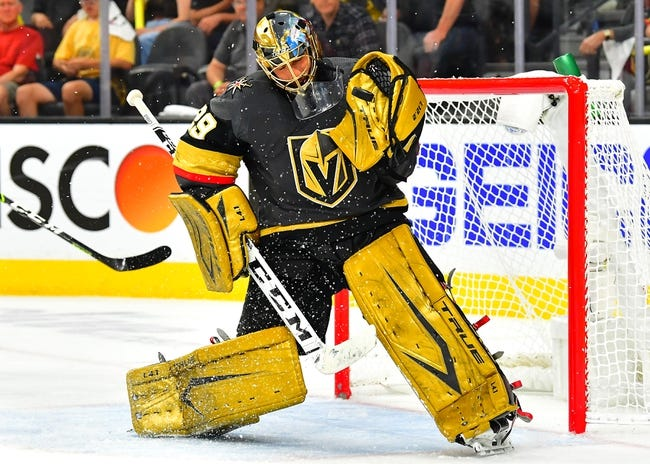 Montreal Canadiens at Vegas Golden Knights - 6/16/21 NHL Picks and Prediction