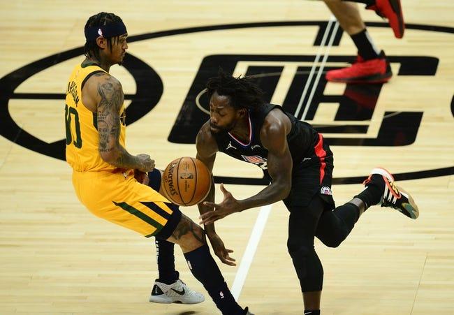 Los Angeles Clippers at Utah Jazz - 6/16/21 NBA Picks and Prediction