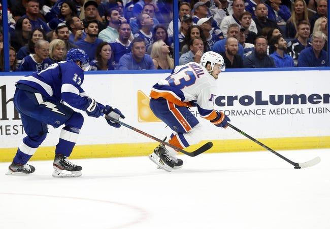Tampa Bay Lightning at New York Islanders - 6/17/21 NHL Picks and Prediction