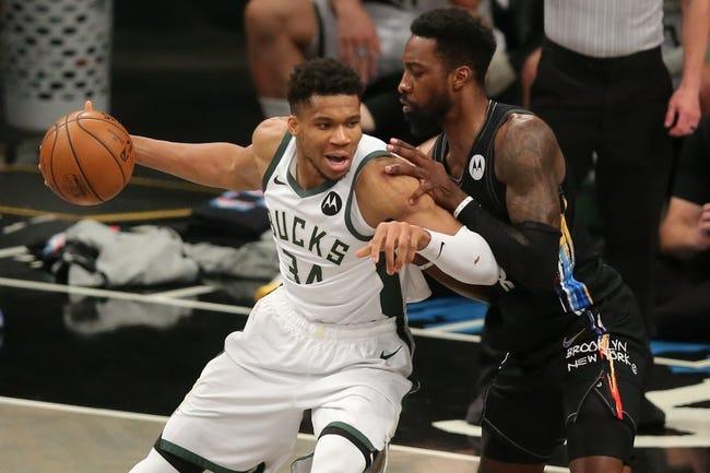 Best NBA Player Props Milwaukee Bucks at Brooklyn Nets 6/19/21