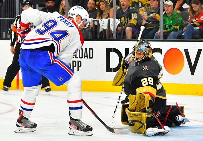 Vegas Golden Knights at Montreal Canadiens - 6/18/21 NHL Picks and Prediction