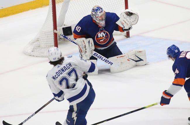 Tampa Bay Lightning at New York Islanders - 6/19/21 NHL Picks and Predictions