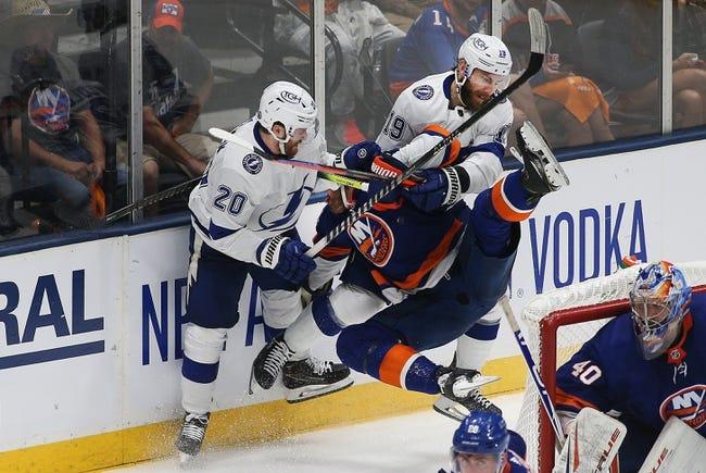 New York Islanders at Tampa Bay Lightning - 6/21/21 NHL Picks and Prediction