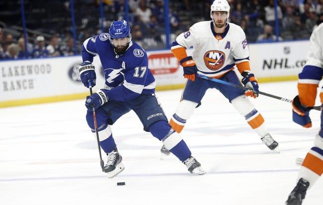 Tampa Bay Lightning at New York Islanders - 6/23/21 NHL Picks and Prediction