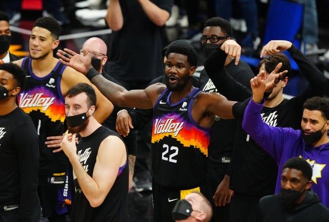 Phoenix Suns at Los Angeles Clippers - 6/24/21 NBA Picks and Prediction