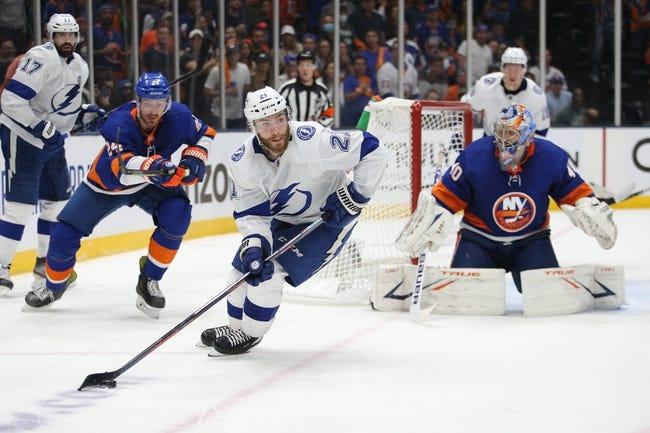 New York Islanders at Tampa Bay Lightning - 6/25/21 NHL Picks and Prediction