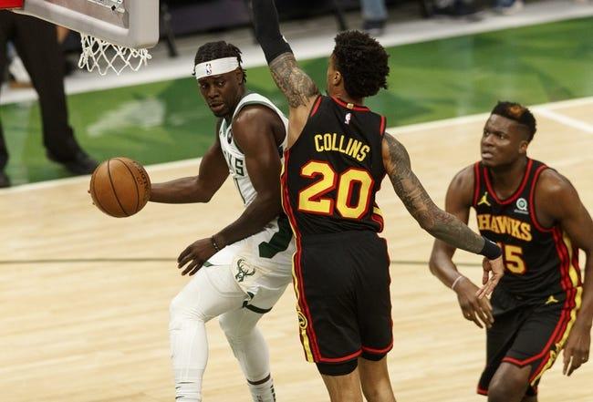 Best NBA Player Props: Milwaukee Bucks at Atlanta Hawks 6/29/21
