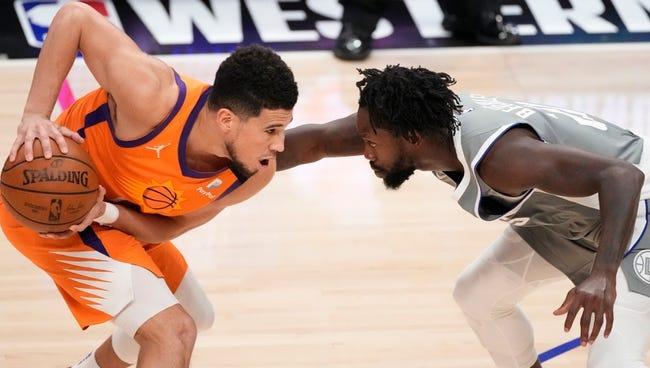 Los Angeles Clippers at Phoenix Suns - 6/28/21 NBA Picks and Prediction
