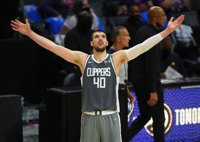 Best NBA Player Props: Los Angeles Clippers at Phoenix Suns 6/28/21