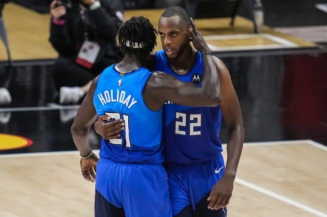 Best NBA Player Props: Atlanta Hawks at Milwaukee Bucks 7/1/21