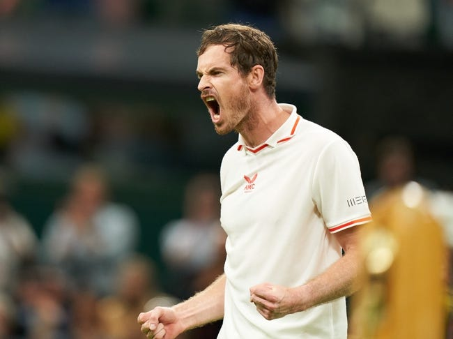 Andy Murray vs Denis Shapovalov Wimbledon Tennis Picks and Predictions 7/2/21