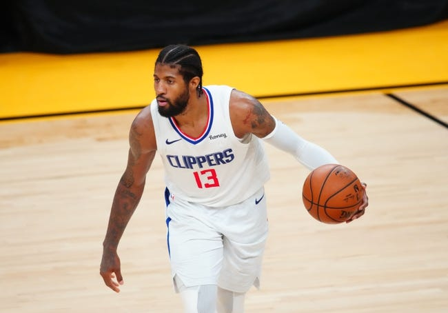 Best NBA Player Props: Phoenix Suns at Los Angeles Clippers 6/30/21