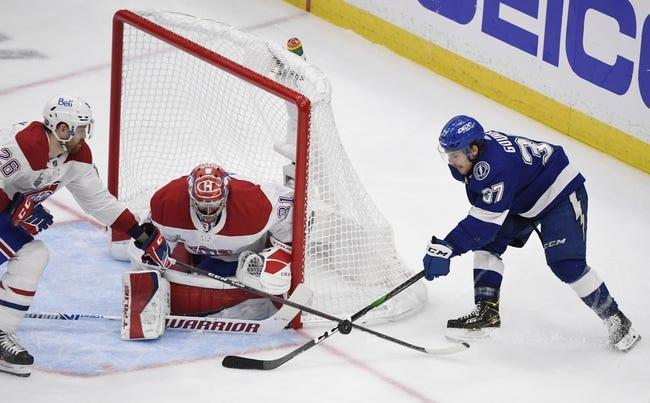 Tampa Bay Lightning at Montreal Canadiens 7/2/21 NHL Picks and Predictions
