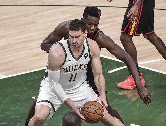 Best NBA Player Props: Milwaukee Bucks at Atlanta Hawks 7/3/21