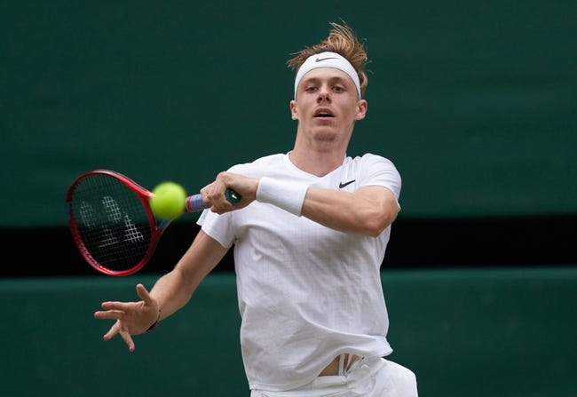 Roberto Bautista-Agut vs Denis Shapovalov Wimbledon Tennis Picks and Predictions 7/5/21